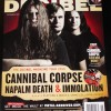 DECIBEL #104 / Junio 2013 – Cannibal + Napalm