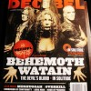 DECIBEL #91 / Mayo 2012 – Behemoth / Watain