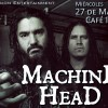 MACHINE HEAD en Concierto!!!